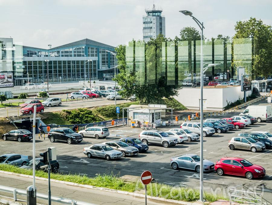 аэропорт белграда парковка