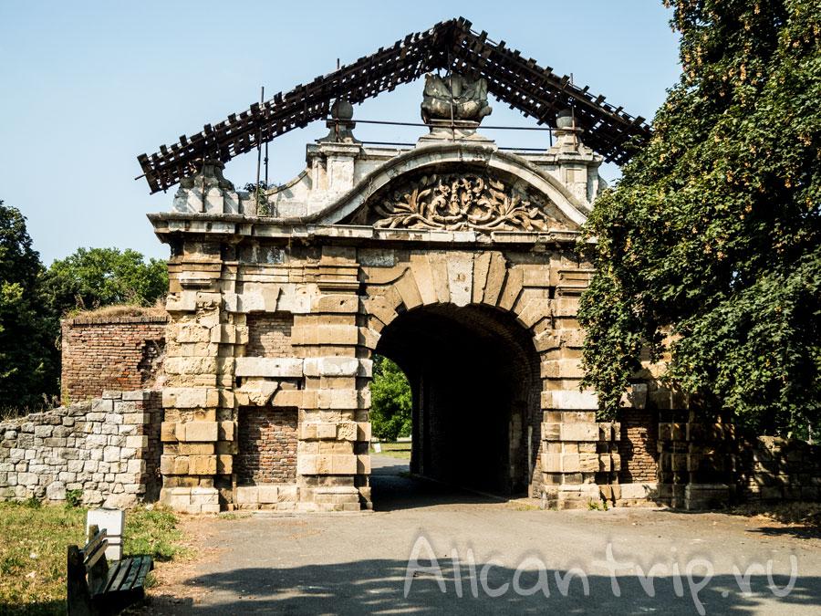 белградская крепость фото