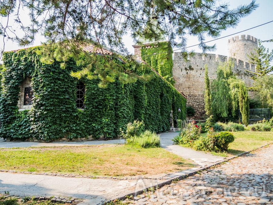 крепость калемегдан