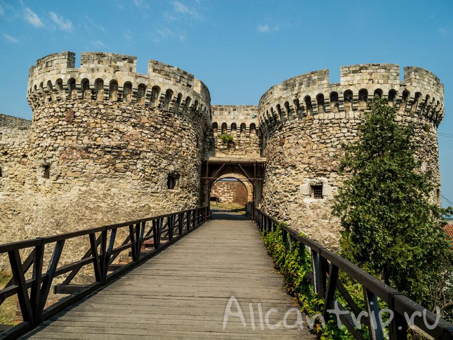 крепость калемегдан фото