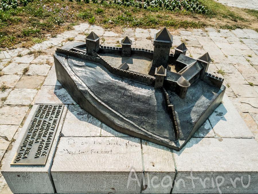 крепость калемегдан Белград