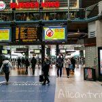 Железнодорожный вокзал Cadorna в Милане – небольшой вокзал с изобилием еды