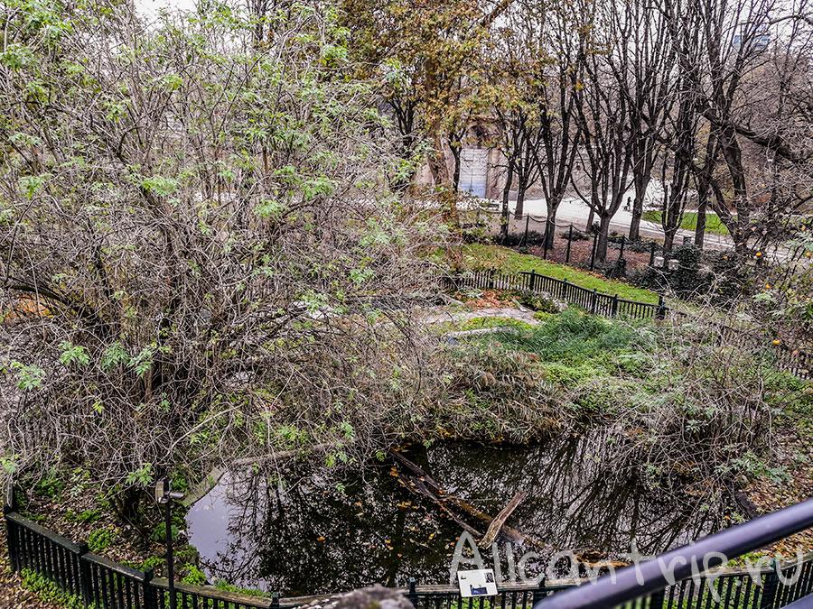 городской аквариум милана парк
