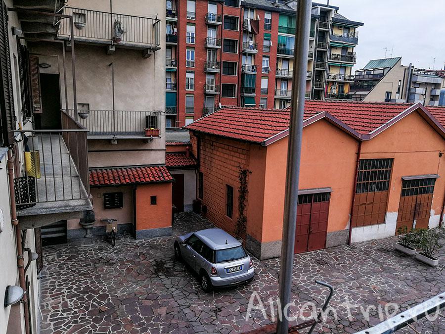 квартира в милане airbnb