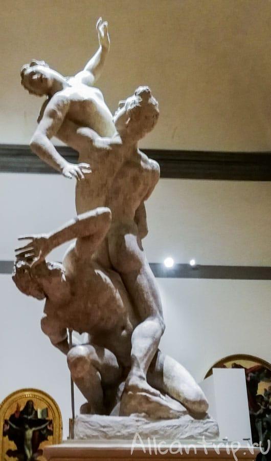 галерея академии во Флоренции