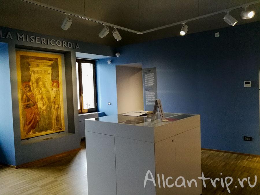 музей милосердия флоренция