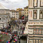 Площадь Дуомо во Флоренции – невероятной красоты музей под открытым небом