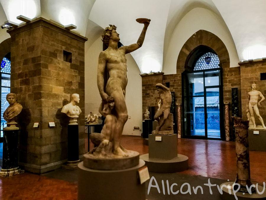 музей барджелло флоренция