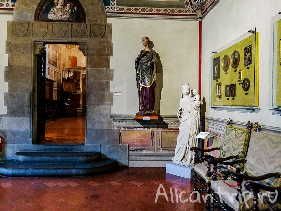 музей во флоренции барджелло