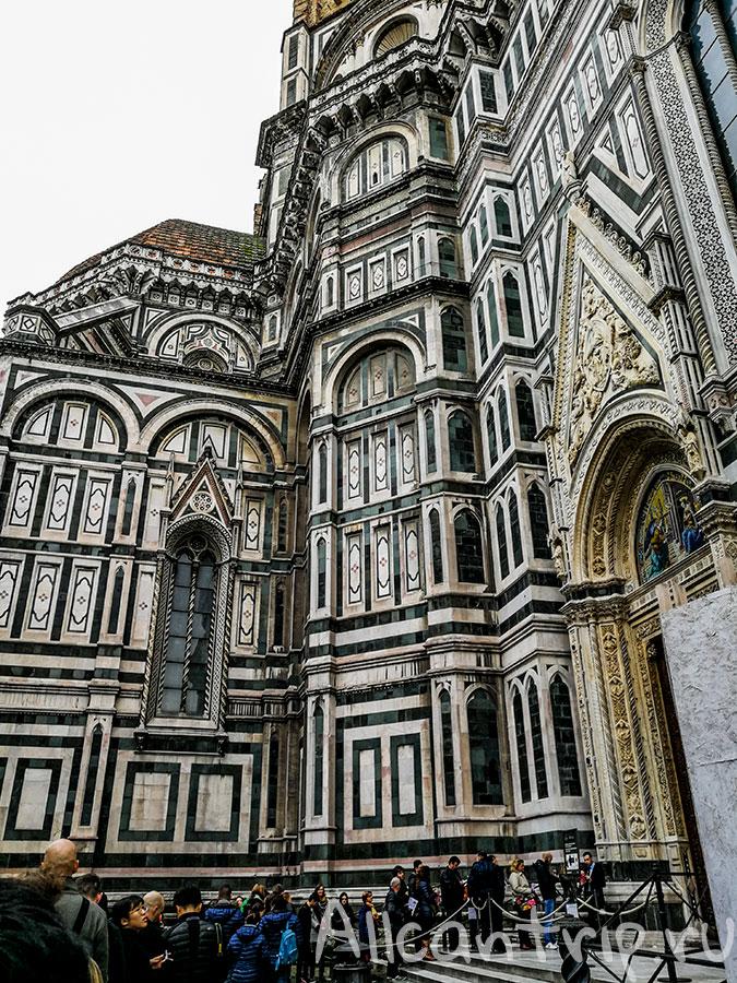купол дуомо Флоренция