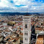 Кампанила Джотто во Флоренции: знаменитая колокольня и 400 ступенек