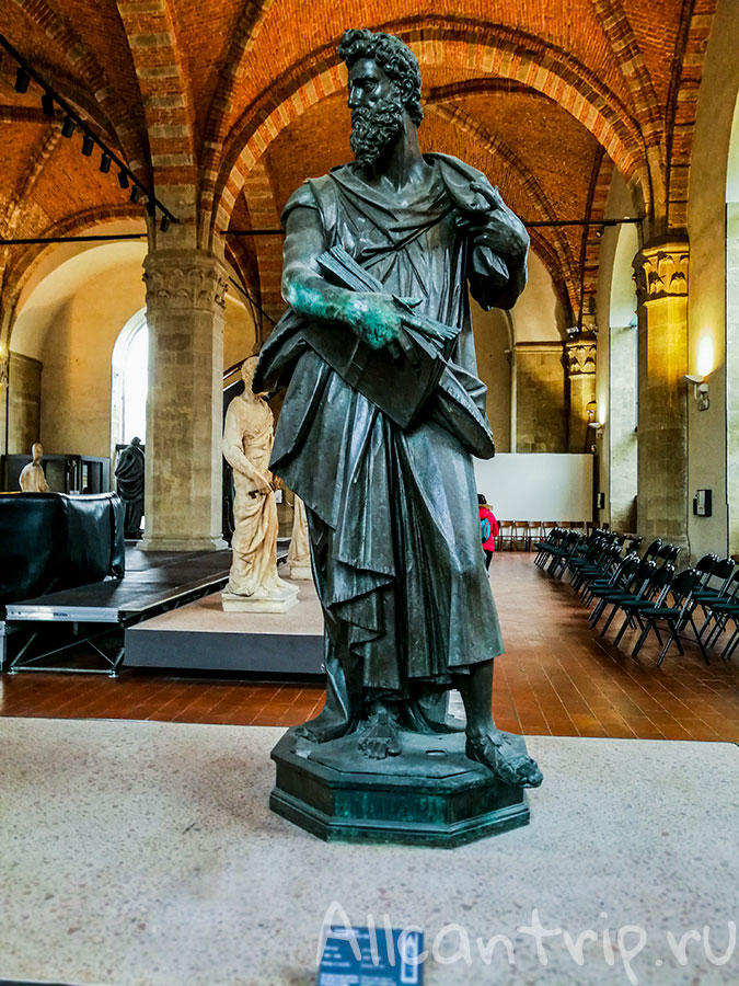 орсанмикеле церковь флоренция