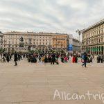 Площадь Дуомо в Милане – визитная карточка или развод для туристов?