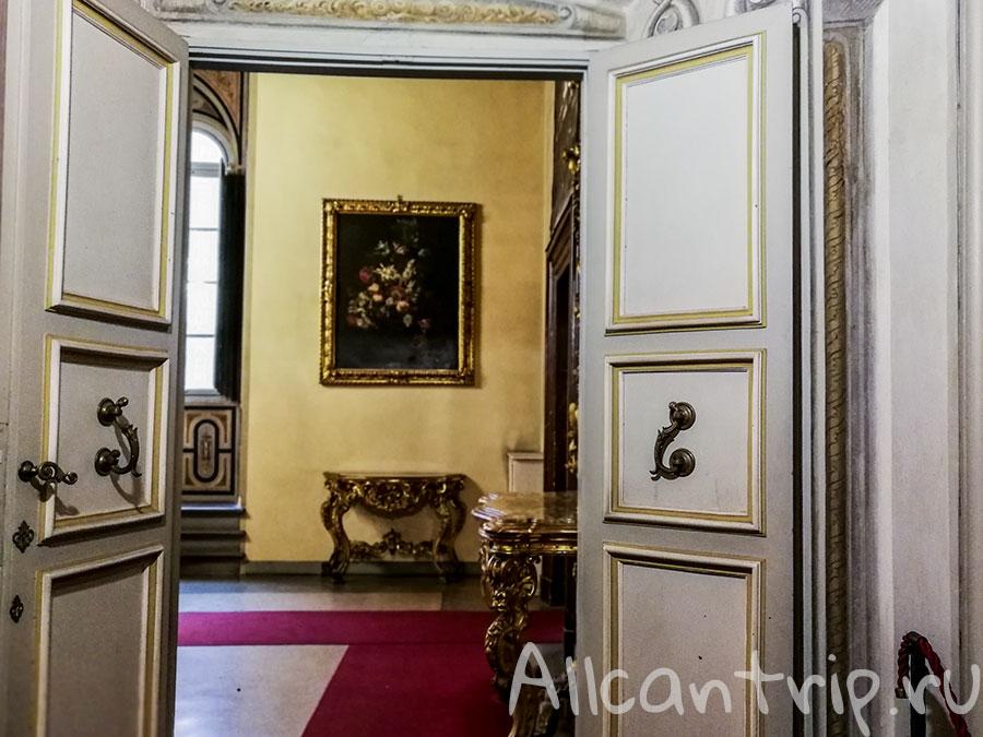 палаццо медичи во флоренции