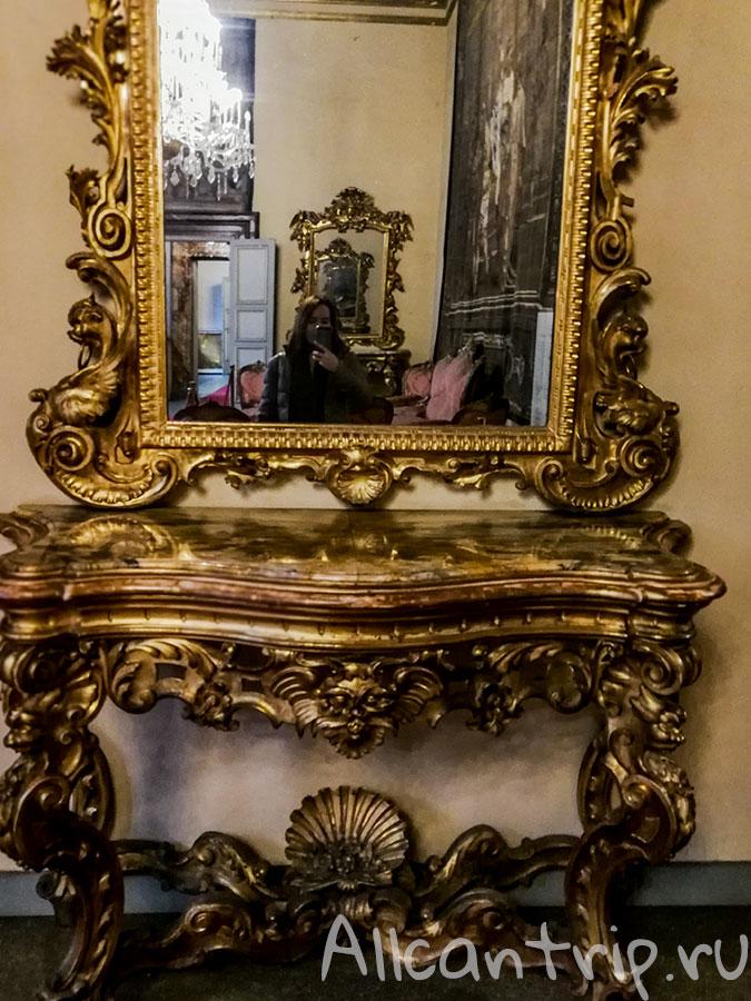 дворец палаццо медичи во флоренции