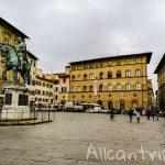 Площадь Синьории во Флоренции – план посещения на целый день