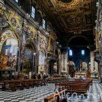 Церковь Сантиссима Аннунциата во Флоренции – просто невероятная красота за серым фасадом!