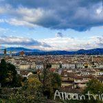Сады Бардини во Флоренции – одна из смотровых площадок, скрытых от туристов