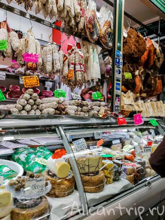 центральный рынок флоренции