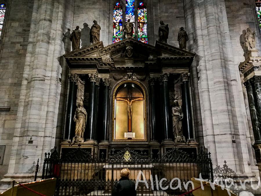 кафедральный собор милан