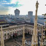 Подъем на крышу Дуомо в Милане: террасы, виды на город и лайфхак по билетам