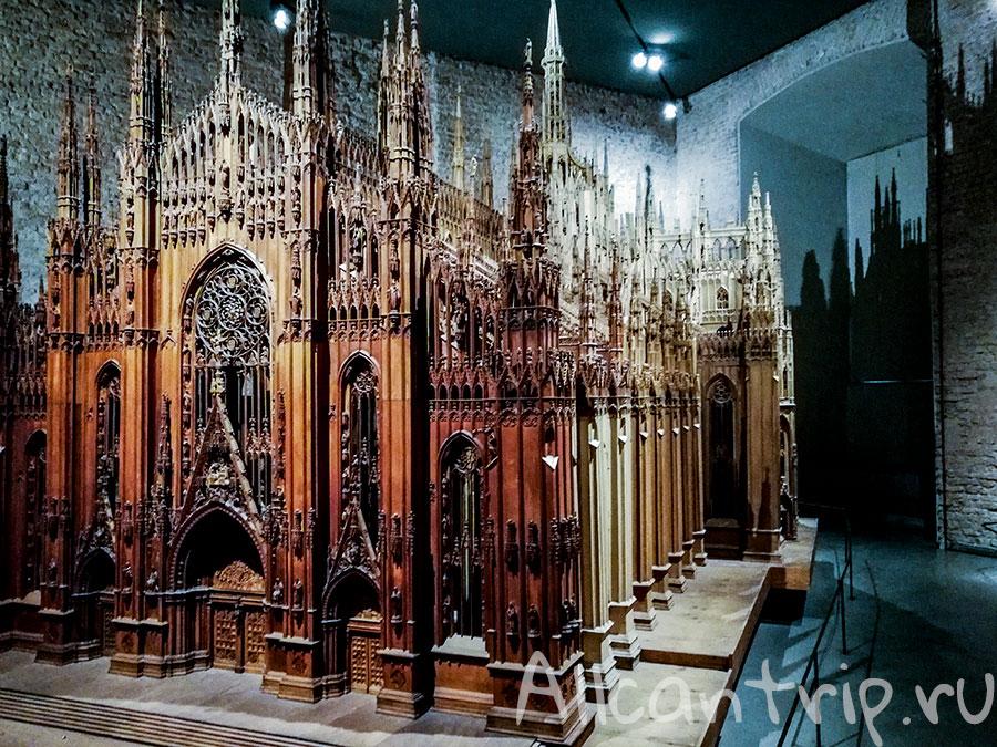 королевский дворец в милане собор