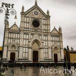 Санта Кроче во Флоренции – невероятная базилика, где похоронен Микеланджело