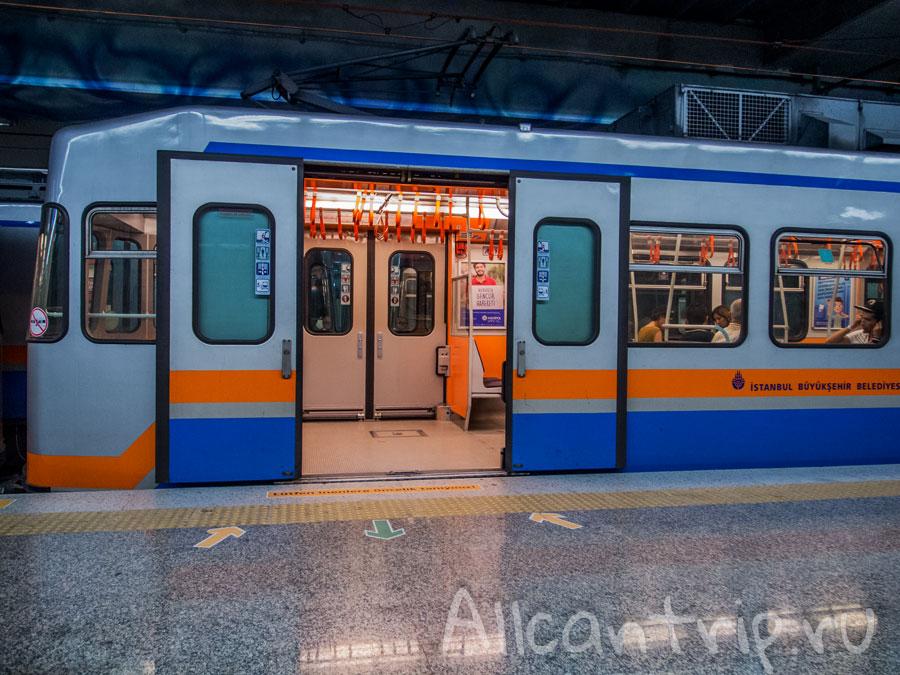 метро стамбул