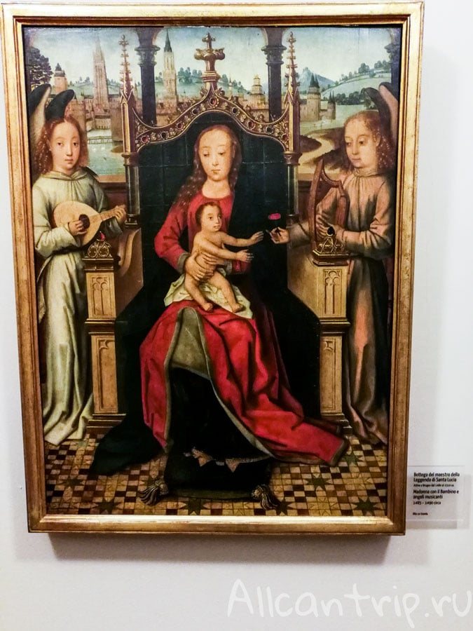 галерея современного искусства милан фото