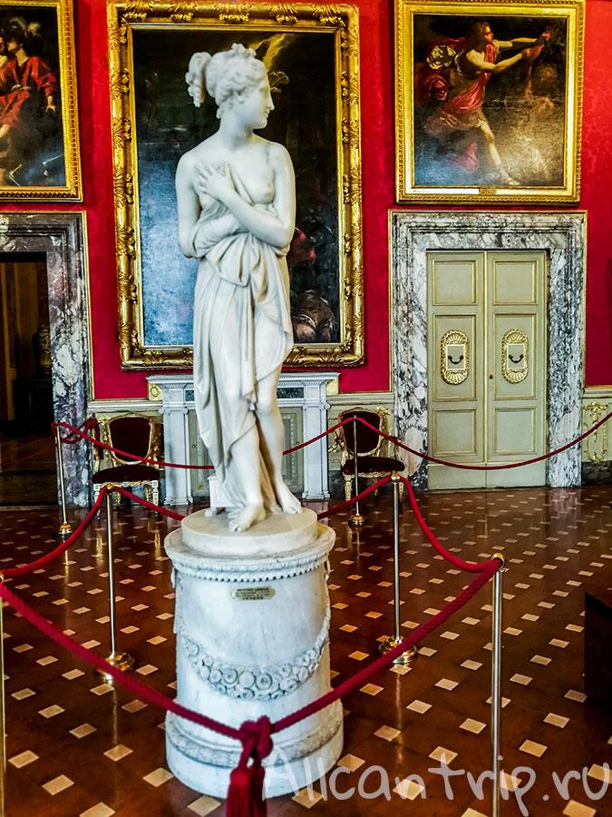 музей питти флоренция