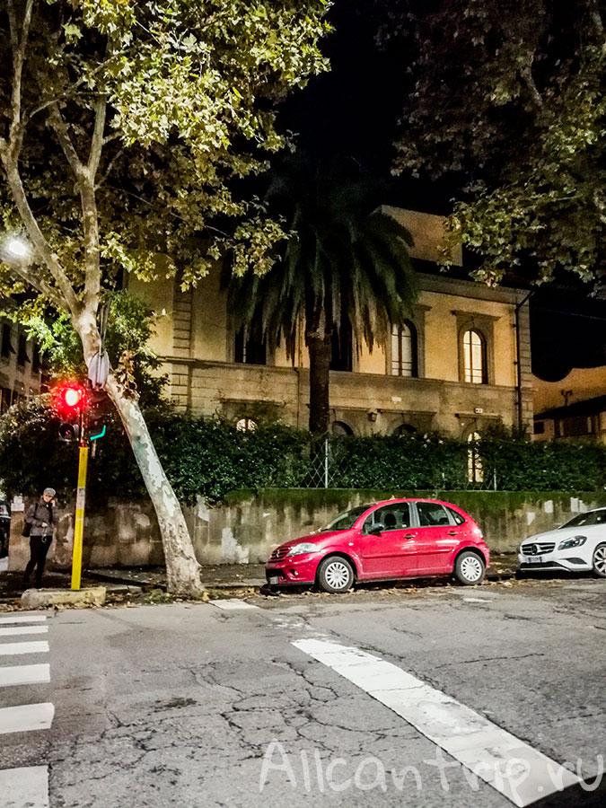 квартира airbnb во флоренции