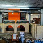 Ресторан с паровозами в Праге – необычный аттракцион для туристов