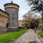 Замок Сфорца в Милане – как добраться, самые интересные экспонаты и лайфхак