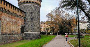 замок сфорца и кремль