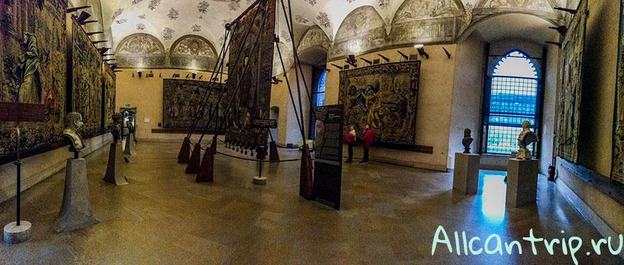 миланский замок сфорца