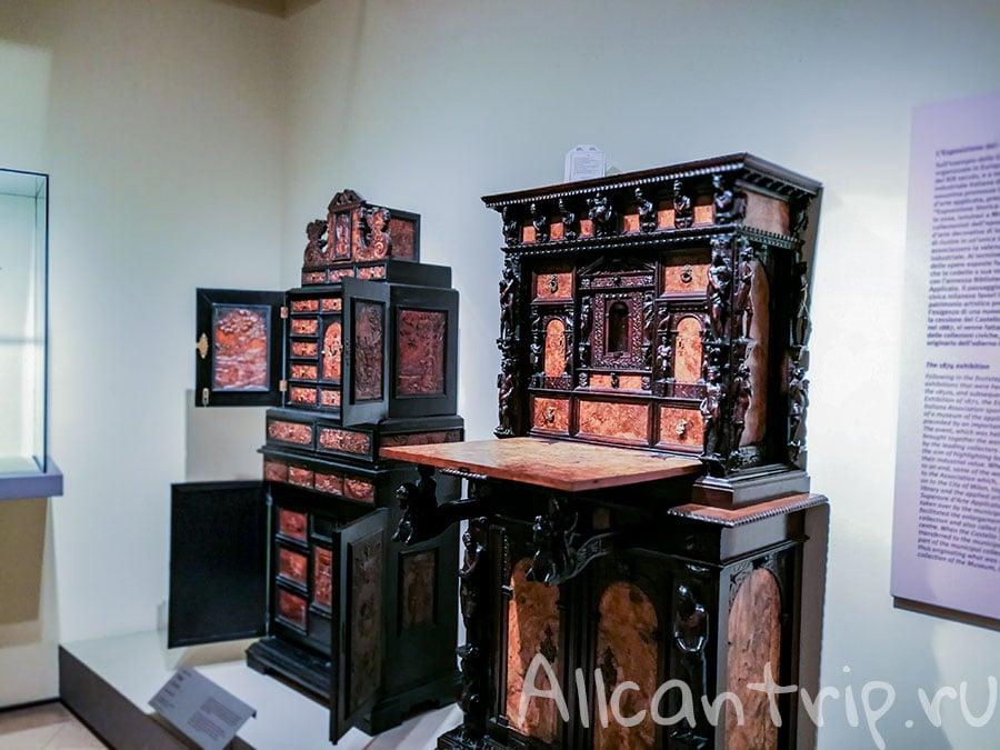 миланский замок
