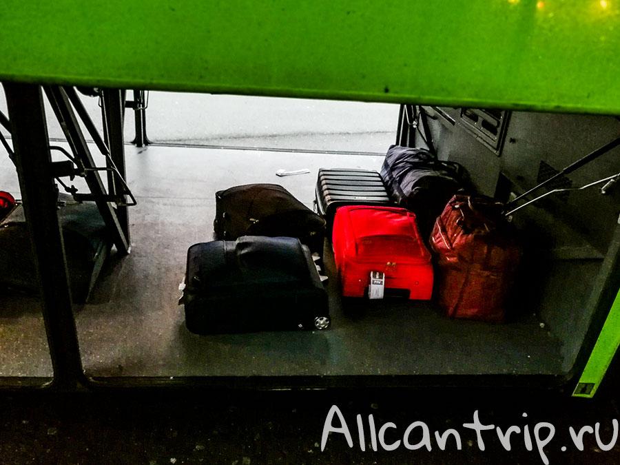 как добраться из милана во флоренцию на автобусе