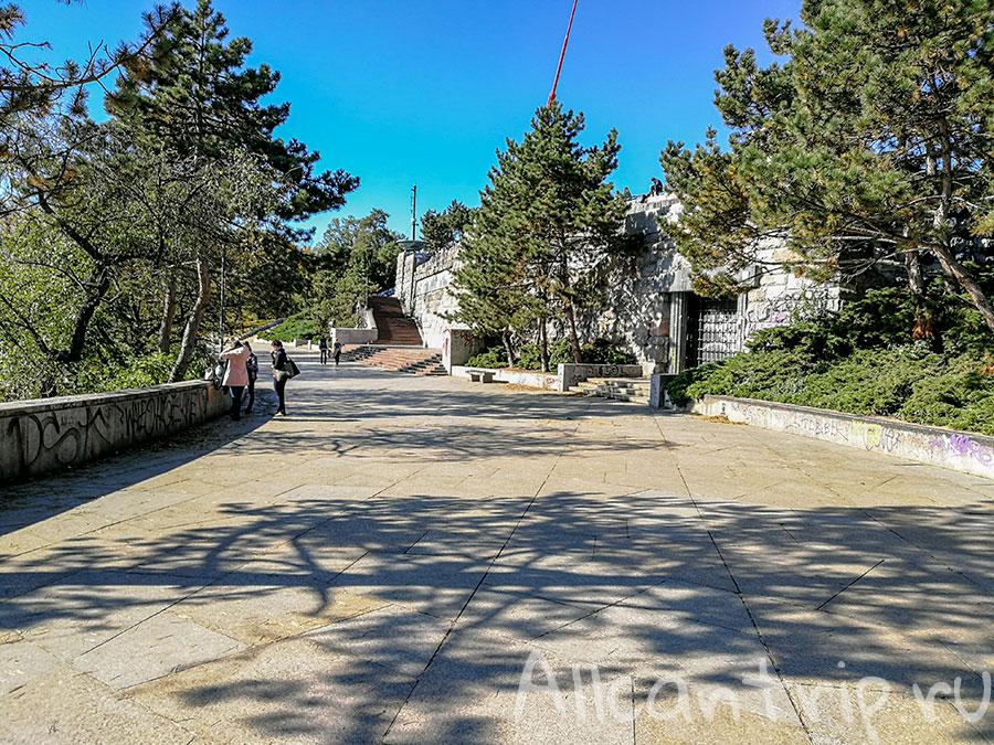 летенские сады метроном