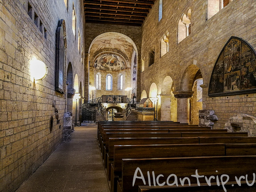 базилика Святого Георгия в праге фото
