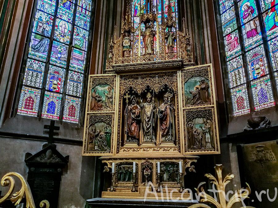 собор святого вита часы работы