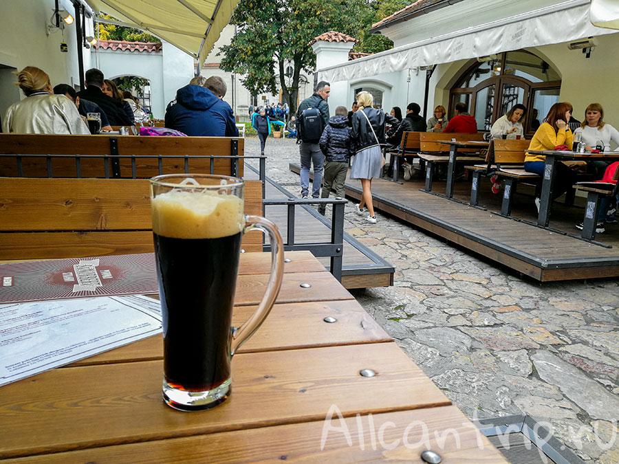 страговский монастырь пивоварня