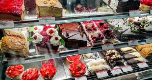 пирожные в праге