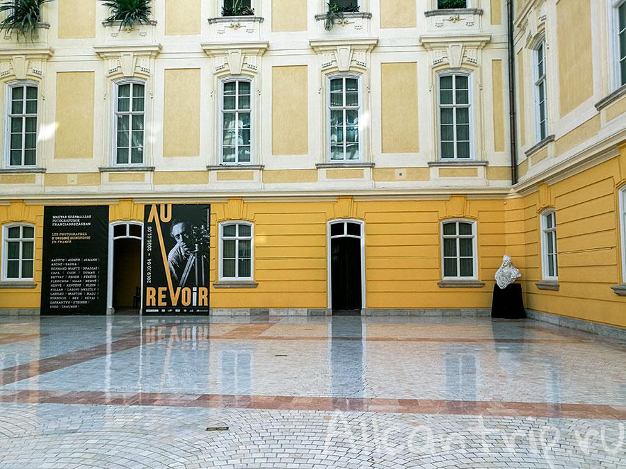 музей в королевском дворце будапешт