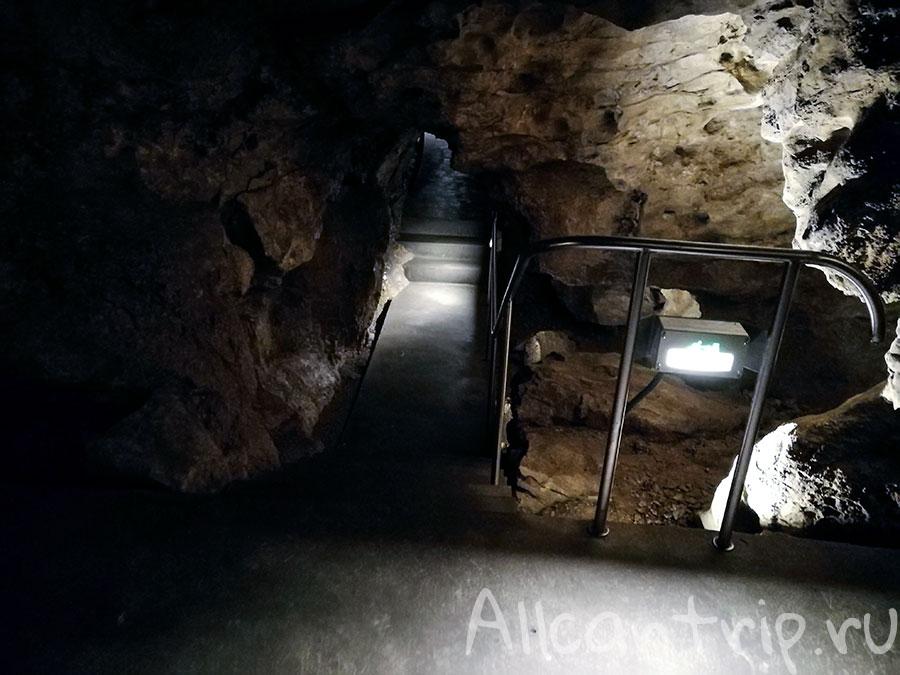 сталактитовая пещера палвелди
