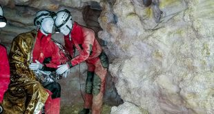 пещера семлехеди внутри