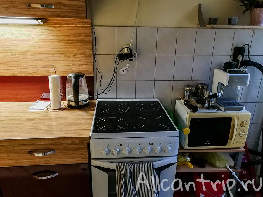 апартаменты в будапеште