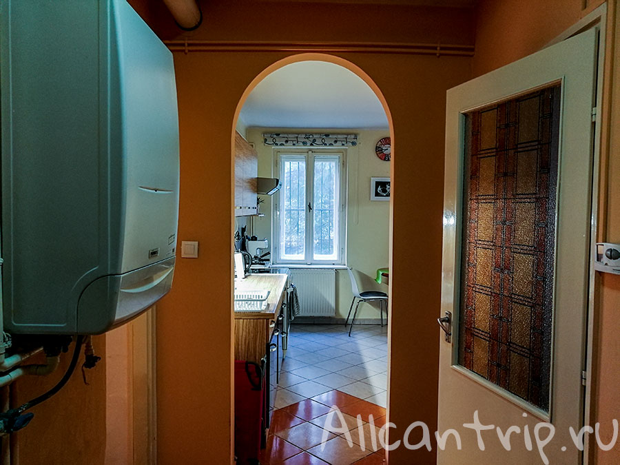 квартира airbnb в будапеште