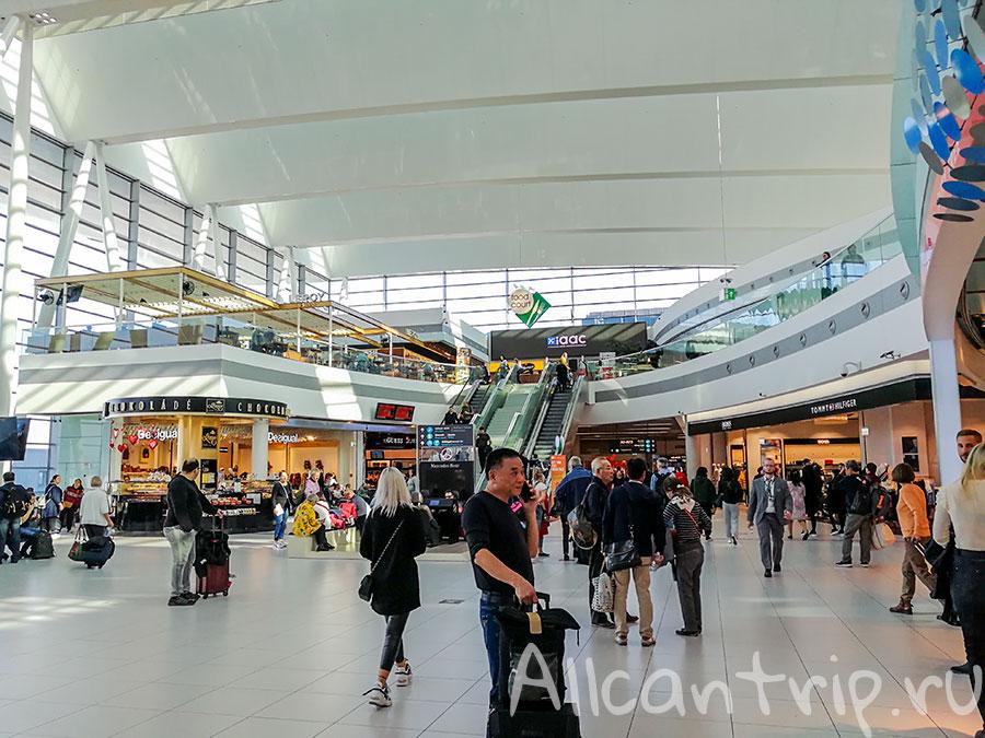 аэропорт Будапешта как добраться