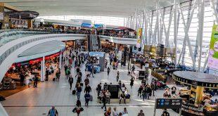 аэропорт Будапешта терминал вылета
