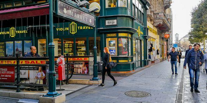 Улица Ваци в Будапеште: магазины, кафе, история, фотообзор
